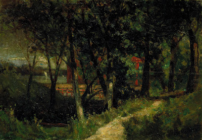 Landscapes by Edward Mitchell Bannister