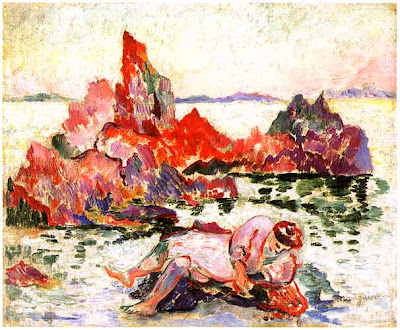 Artwork of French Fauvist Artist Henri Manguin