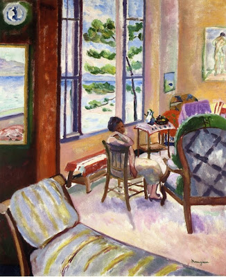 Art of French Fauvist Artist Henri Manguin