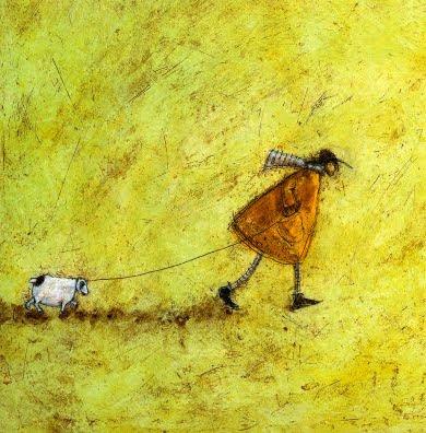 Art of British Artist Sam Toft