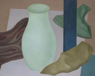 Painting by Albert Reuss Austrian Artist