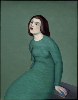 Oil Painting by Austrian Artist Albert Reuss