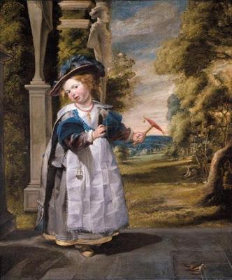 Flemish Baroque Painting by Jacob Jordaens