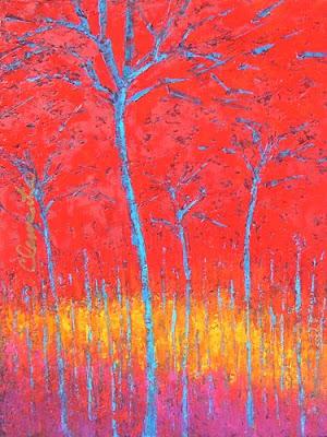Oil Painting by Debra Clemente American Artist