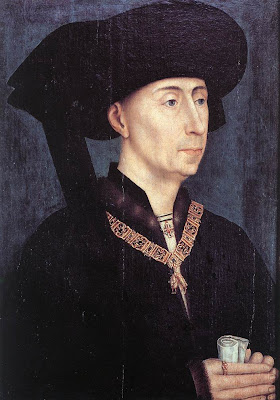 Portrait Philip the Good by Rogier van der Weyden