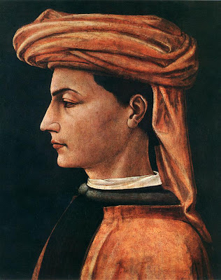 Portrait of a Young Man by Paolo Uccello