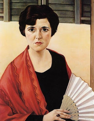 Paintings by  German Artist Christian Schad