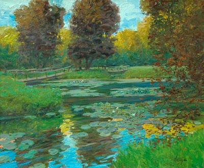 Paintings by David P. Hettinger American Artist