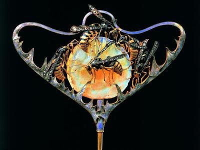 Art Nouveau, Lalique Jewelry