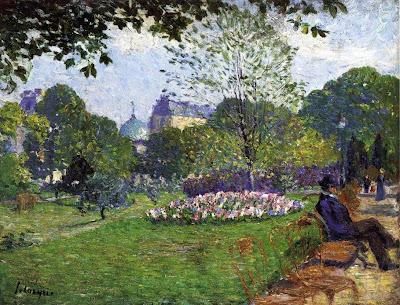 Landscape Paintings by Henri Lebasque French Artist