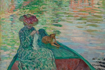 Paintings by Henri Lebasque French Artist