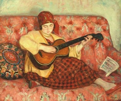 Oil Painting by Henri Lebasque French Artist
