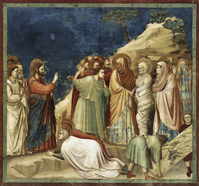 Scenes from the Life of Christ by Giotto