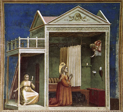 Scenes from the Life of Joachim by Giotto