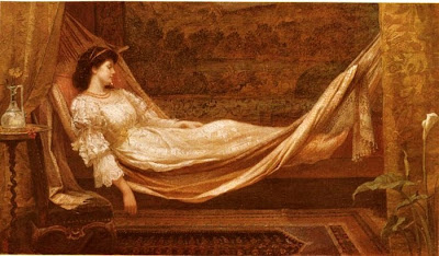 Emily Mary Osborn, A Golden Day Dream