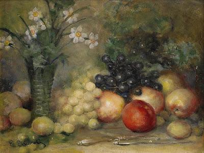 Oil Painting by Swedish Artist Emma Ekwall