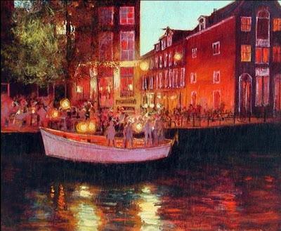 Oil Paintings by German Artist Uwe Herbst