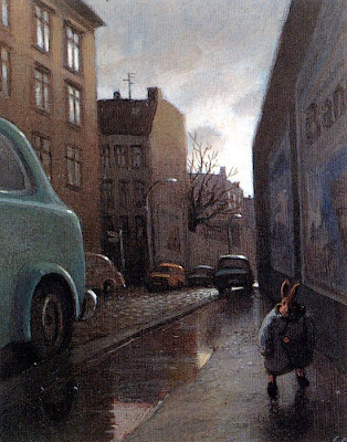 Illustration by Michael Sowa German Artist