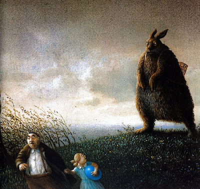 Paintings by German Artist Michael Sowa