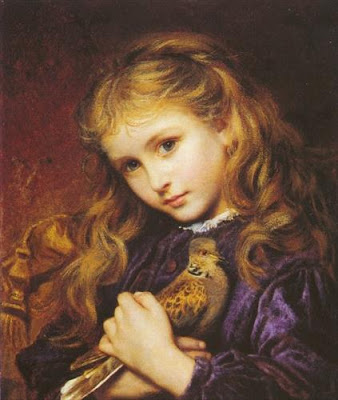 Children in Painting by Sophie Anderson
