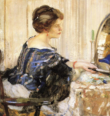 Paintings by Richard Emil Miller American Impressionist Artist