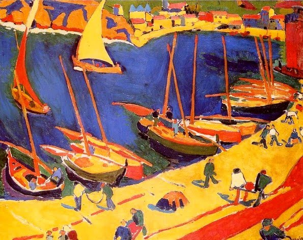 Andre Derain 1880 1954 French Fauvist Painter Blog Of