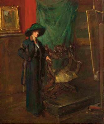Paintings by American Artist Albert  Rosenthal