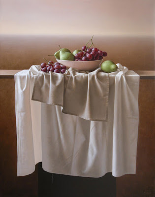 Still Life Painting by Spanish Artist Antonio Cazorla
