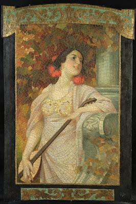 Austrian Art Nouveau Artist Alois Hans Schram