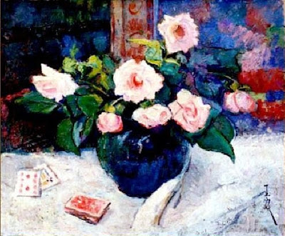 Painting by Pan Yuliang Chinese Modern Artist