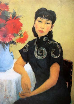 Painting by Chinese Modern Artist Pan Yuliang