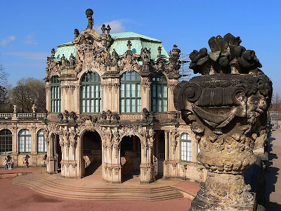 Zwinger French Pavillion