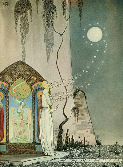 Kay Nielsen. Amazing Illustrations