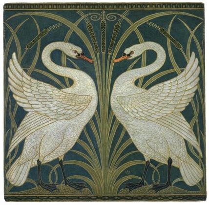 Victorian Artist Walter Crane. Illustration