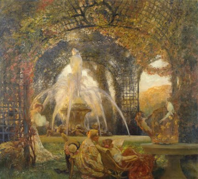 Oil Paintings by French Artist Gaston de LaTouche