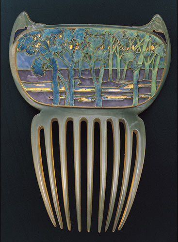 Art Nouveau, Lalique Jewelrye