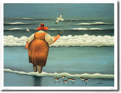 Paintings by Lowell Herrero American Artist