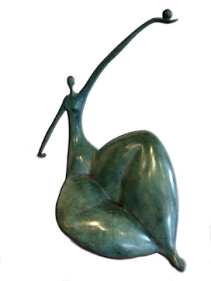 Art of French Sculptor Marie-Madeleine Gautier