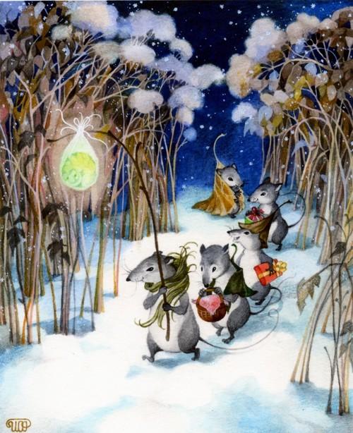children's books Illustrations by Olga Ionajtis Russian artist