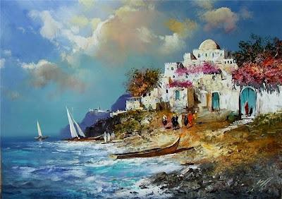 Kabul Adilov's Painting