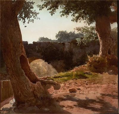 Ettore Roesler Franz. l'acquedotto Rivellese