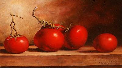 Antoni Wielogorski's Painting