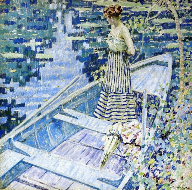 Louis Ritman. A Day in July, 1918