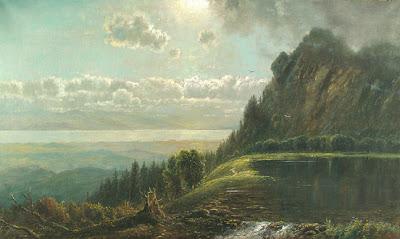 Edmund Darch Lewis, American landscape painter