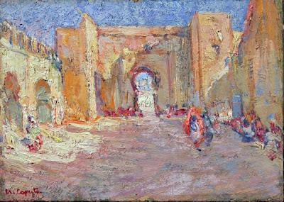 Paintings by Ulisse Caputo