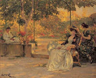 Ulisse Caputo's Painting