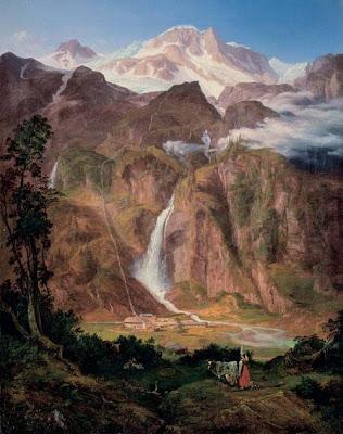 Friedrich Loos' Landscape