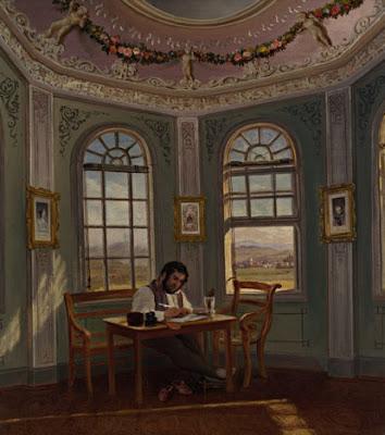 Friedrich Loos' Artwork