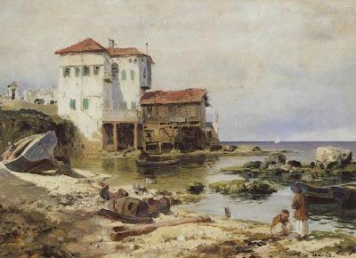 Vasily Polenov's Landscapes