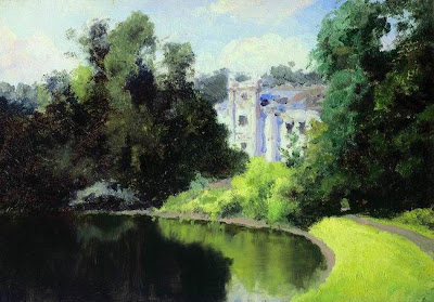 Vasily Polenov's Artwork